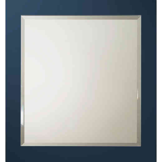 Bertch Cobalt 28 In. W x 30 In. H Framed Vanity Mirror