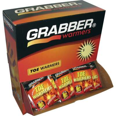 Grabber Ones Size Fits All Toe Warmer